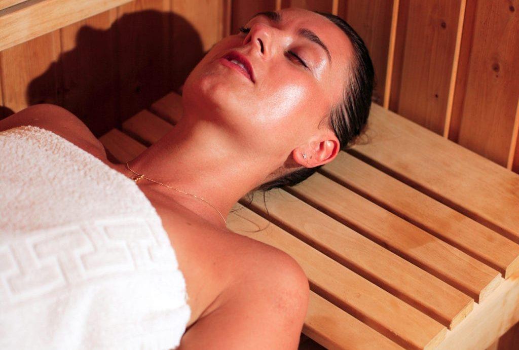 Three D Wellness   Infrared Sauna Therapy